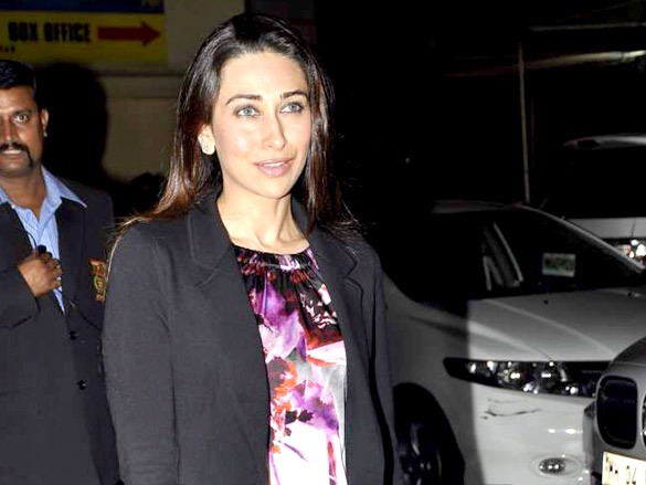 'Agent Vinod' Screening at PVR, Juhu