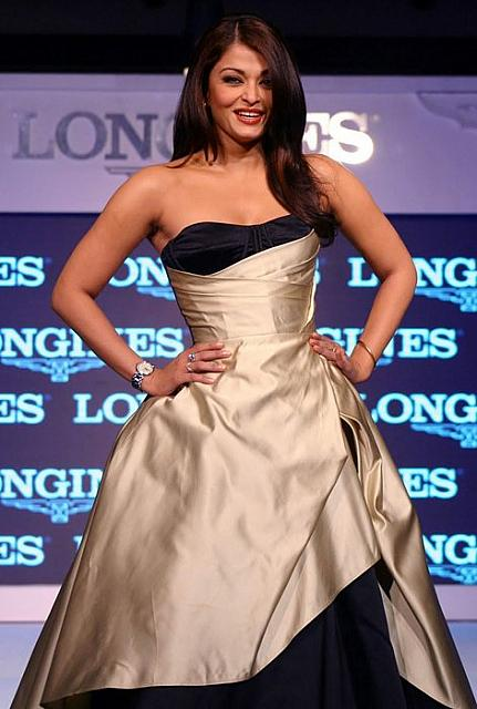 Aishwarya Rai Promoting Photo Shoot for LONGINES