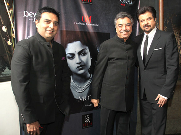Anil kapoor Unviels Khalid Mohamed's Book 'Two Stories and Other Stories'