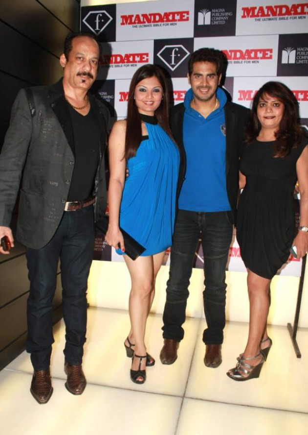 Fashion Show Launch of 'Mandate' Magazine
