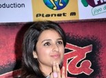 Ishaqzaade Cast Promoting Their Movie At Planet M, Jaipur