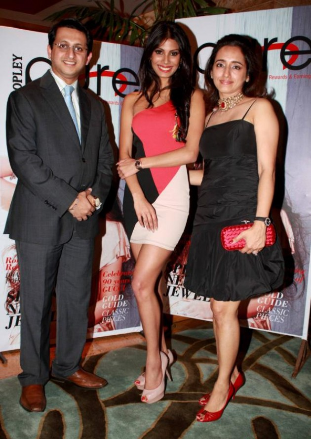 Miss Earth Nichol Faria Launches Frederique Watches