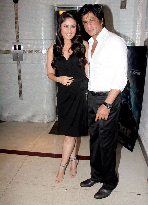 Ra.One Wrap-up Party