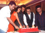Tere Naal Love Ho Gaya Success Party