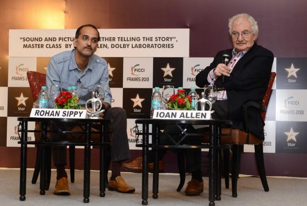 Celebs at FICCI Frames 2013 Day 2