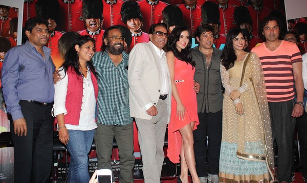 Dharmendra, Sunny and Bobby Deol at 'Yamla Pagla Deewana 2' Trailer Launch