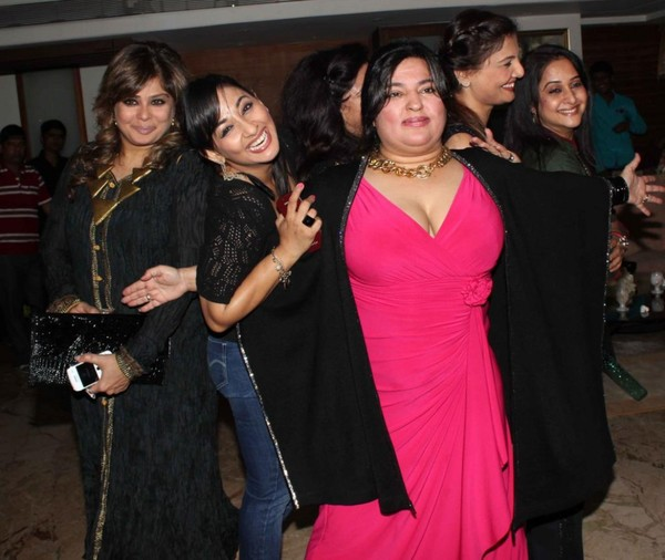 Kanchan Adhikari's Women Day Bash