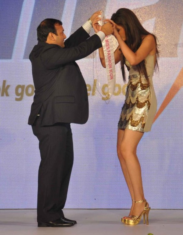 Miss India 2013 Sub-contest Crowning Ceremony at The Westin Mumbai Garden City, Mumbai