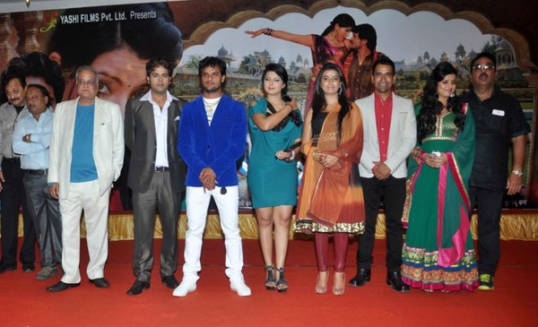 Music Launch of 'Pyar Jhukta Nahi' & Muhurat of 'Dulhe Raja'