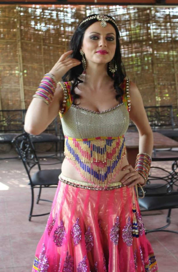 On the Sets of 'Dussehra' Movie, Special Song Shoot for Holi