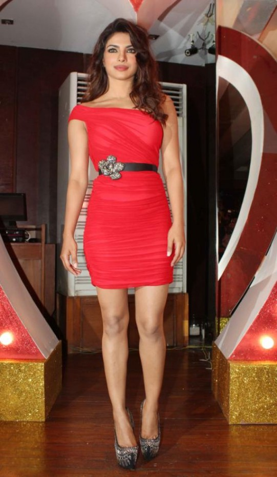 Priyanka Chopra at The Launch of 'Babli Badmaash Hai' song from 'Shootout at Wadala'