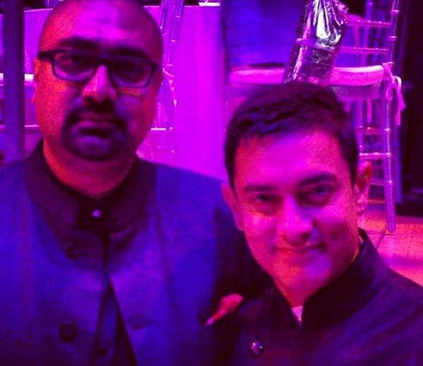 Aamir Khan at TIME 100 Gala Cocktail Party