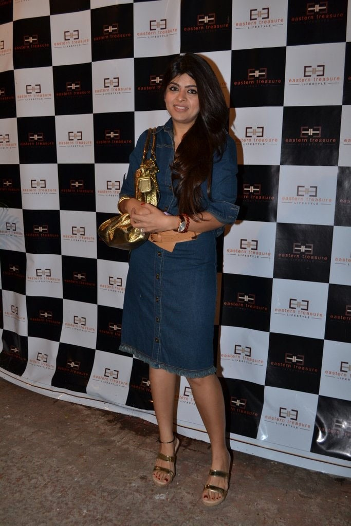 Bollywood Celebs at 'Eastern Treasure Lifestyle 2013 Collection' Launch