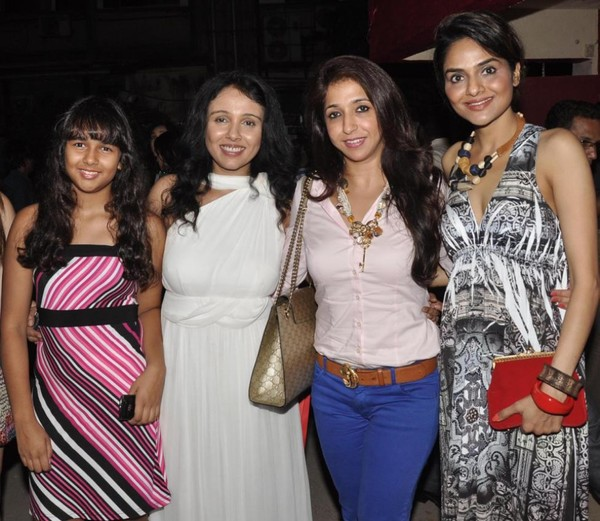 Bollywood Celebs at Suchitra Krishnamoorthi's Designer Candle Store, 'The Candlelight Company' Launch