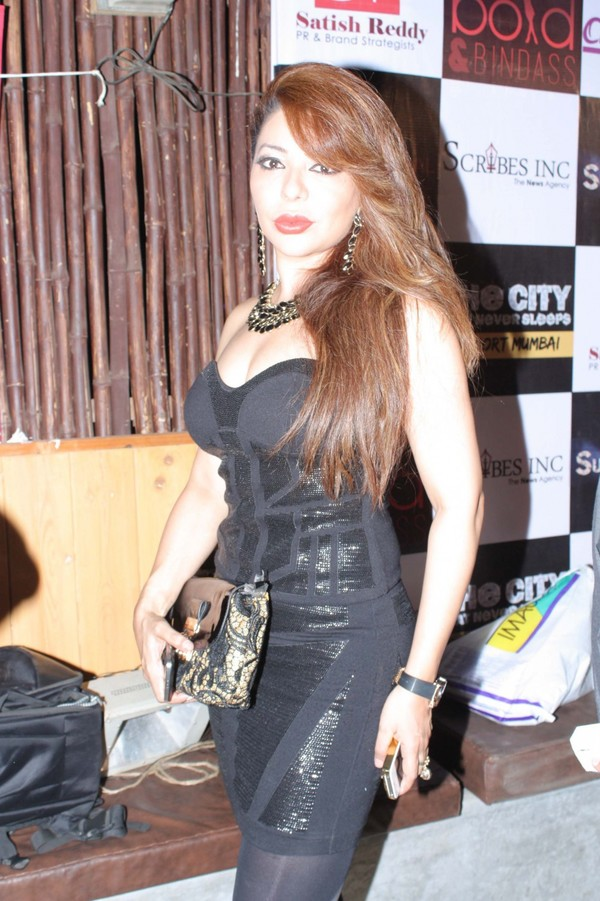 Celebs and Models at 'The City That Never Sleeps' Support Mumbai Campaign Party in Mumbai