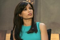 Freida Pinto Spotted with UN Secretary General - Photos - Funrahi