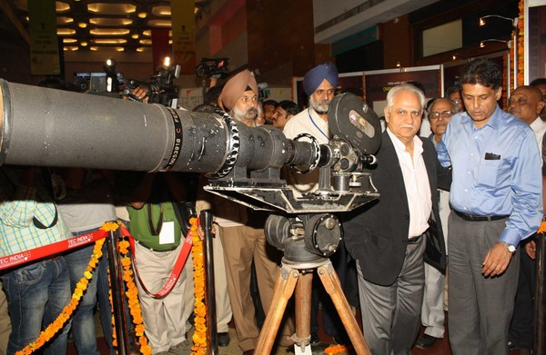 Inaugural Ceremony of 'Celebrating 100 years of Indian Cinema'
