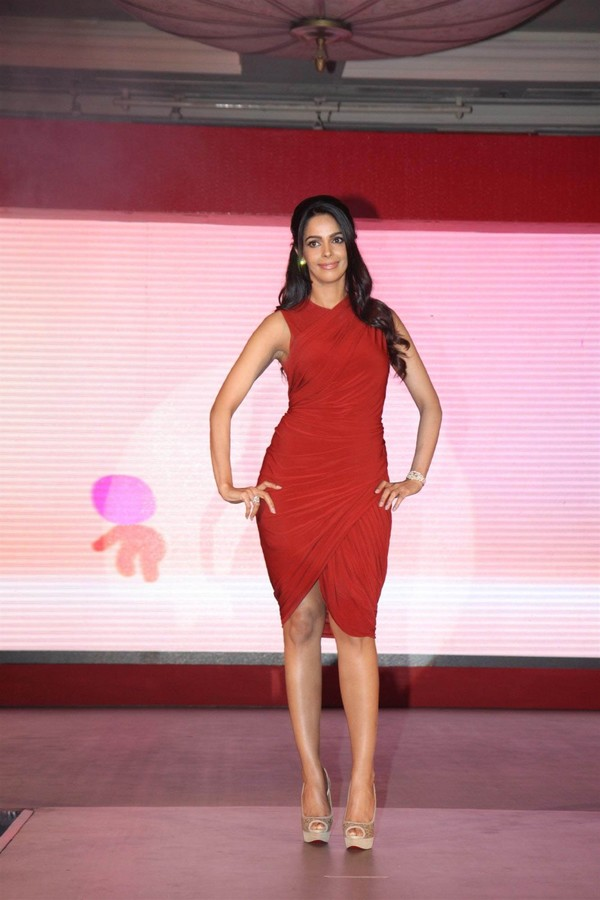 Mallika Sherawat at 'Mere Khayalon Ki Mallika' Press Conference