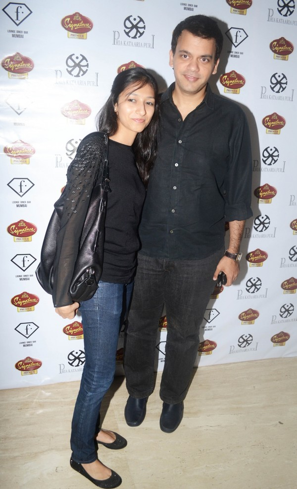 5th Edition of 'F in Focus with Pria Kataaria Puri' at F Lounge.Diner.Bar in Mumbai on May 16, 2013