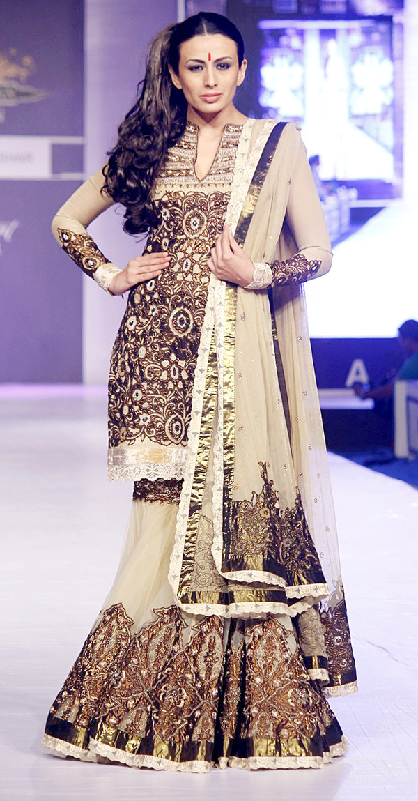 Charu Parashar's Collection at RFW 2013