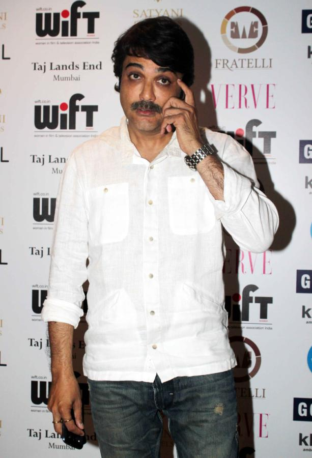 Imran, Kangana, Sushant and Kiran Rao at WIFT 2013 National Awardees Felicitation
