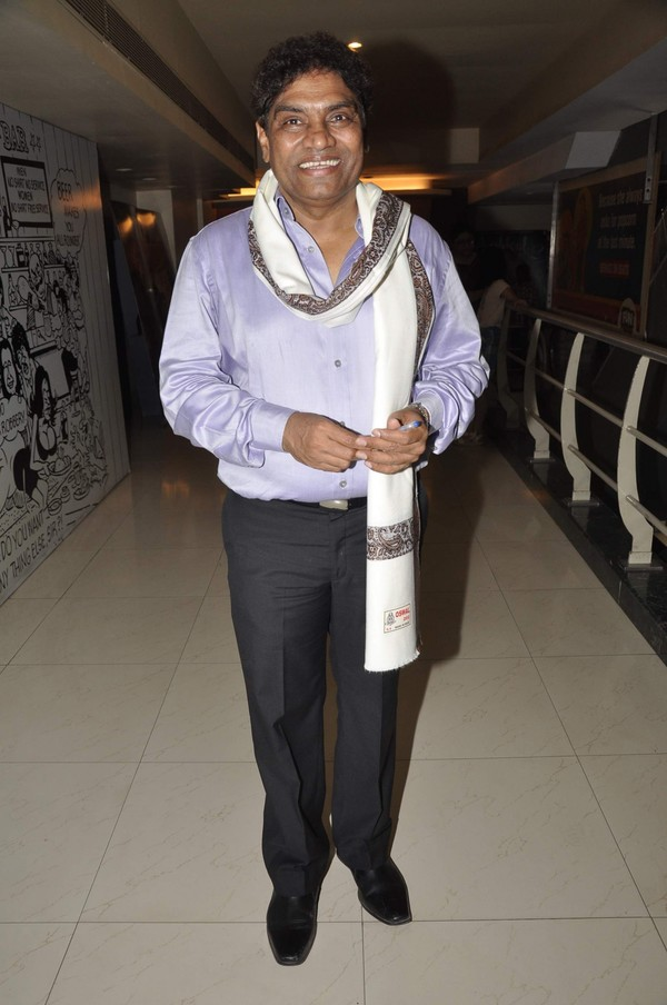 Jhonny Lever at We Care Foundation's Thalassemia Day Celebration 2013 at Fun, Mumbai on May 5, 2013