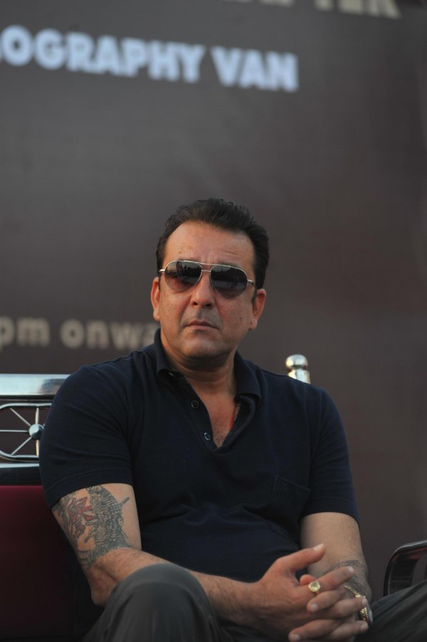 Sanjay Dutt & Priya Dutt donate a Mobile Mamography Unit for a good cause in Mumbai