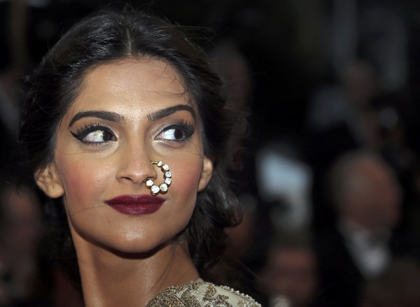 Sonam Kapoor at 66th Cannes Film Festival 2013