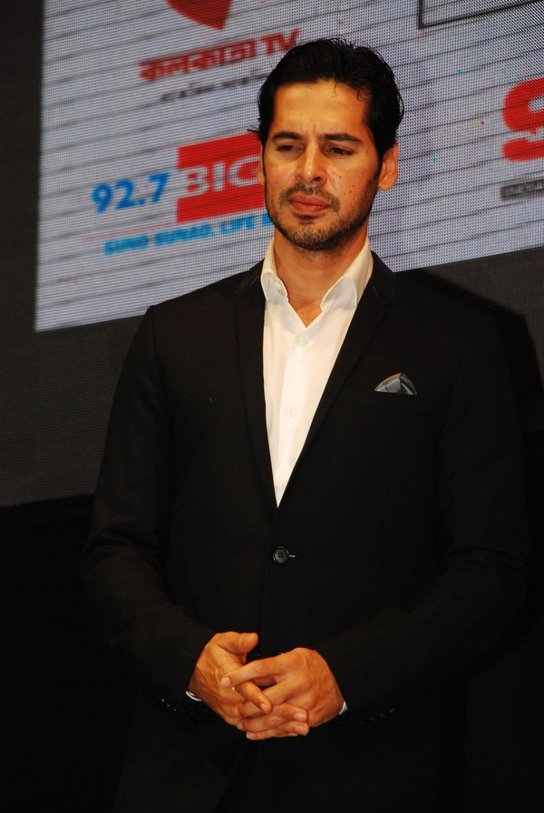 The Indian Football Awards 2013 - Abhishek Bachchan, Dino Morea, Baichung Bhutia, Amrita Raichand