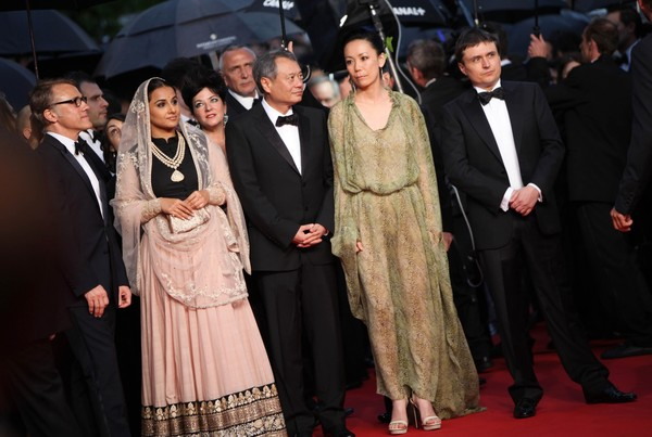 Vidya Balan at 66th Cannes Film Festival 2013