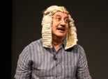 Anupam Kher during his play 'Kuch Bhi Ho Sakta Hai' in New Delhi - June 1, 2013