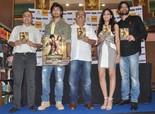 'Commando' Movie DVD Launch - Vidyut Jamwal, Pooja Chopra, Jaideep Ahlawat