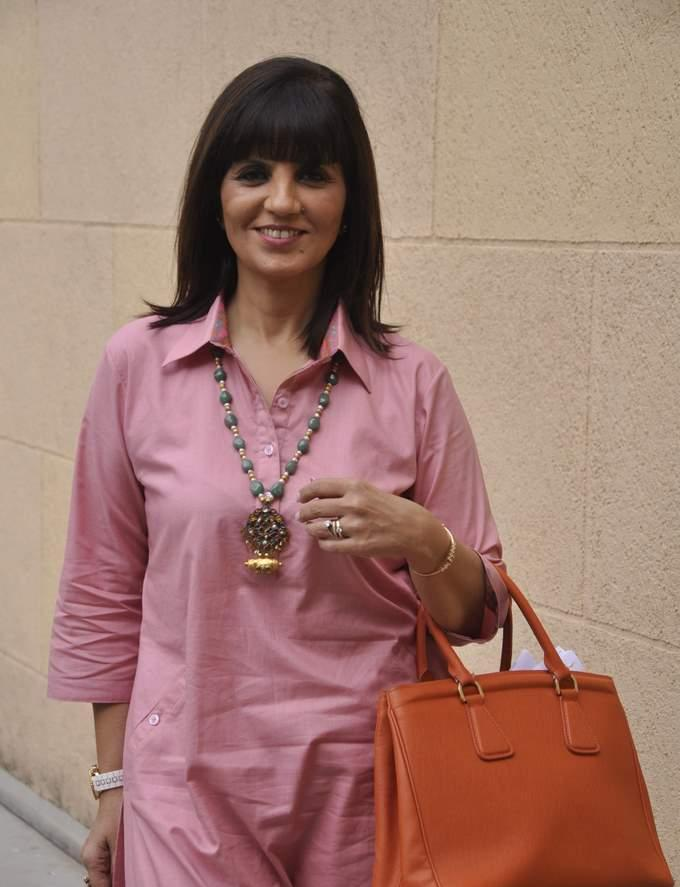 Neeta Lulla joins Whistling Woods to start Fashion School