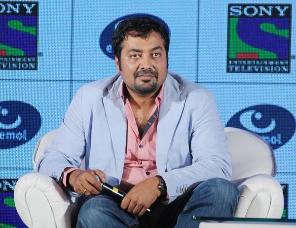 Sony Channel's New Fiction Show Press Meet - Amitabh Bachchan, Anurag Kashyap