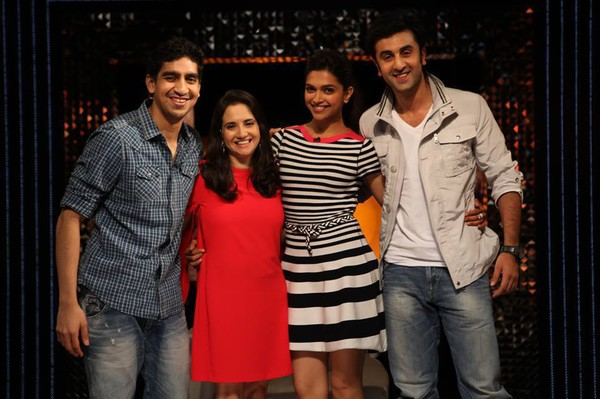 'Yeh Jawaani Hai Deewani' Cast on 'The Front Row' with Anupama Chopra