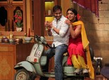 'Satyagraha' Promotion On the Sets of 'Comedy Nights with Kapil' - Ajay Devgn, Prakash Jha