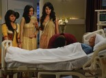'Bade Acche Lagte Hain' Stills - Ram, Myrah, Pari and Pihu visit Priya in Hospital