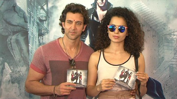 Krrish 3 Music Launch at T-Series Office