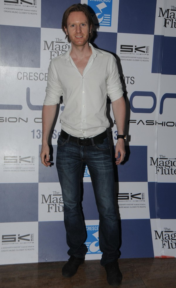 Siddharth Kasyap's 'The Magic Flute' Album Launch