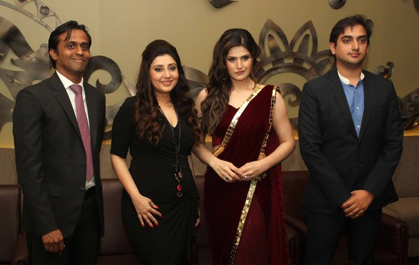 Zarine Khan, Archana Kochhar announce their participation at The India Wedding Lounge